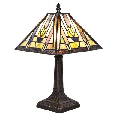 13179 Mission Style Santa Fe Table Lamp from Flowers, Etc. in Newington, CT