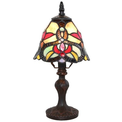 15740W Webbed Heart Tiffany Style Lamp from Flowers, Etc. in Newington, CT
