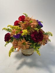 Flowers Etc Festive Fall Bouquet from Flowers, Etc. in Newington, CT