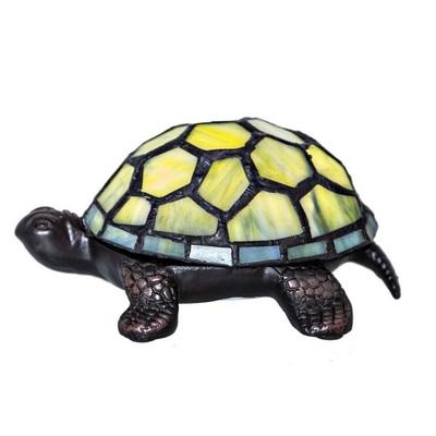 Tiffany Style LED Turtle in Green from Flowers, Etc. in Newington, CT