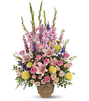 Ever Upward Bouquet by Teleflora from Flowers, Etc. in Newington, CT
