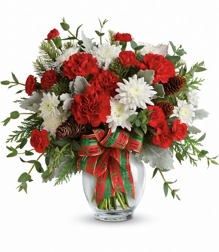 Holiday Shine Bouquet from Flowers, Etc. in Newington, CT